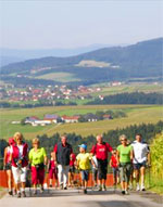 Nordic Walking Routen